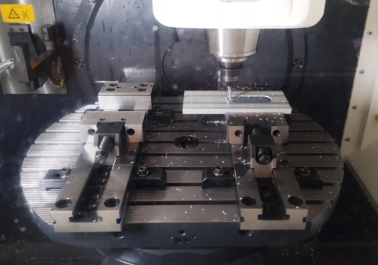 Fresatura di precisione a Verona | Lavorazione meccanica Verona